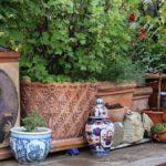 Friedrich Howanietz und sein Garten
