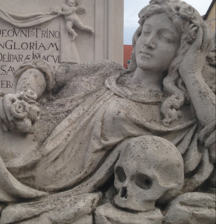 Friedrich Howanietz der Tod und das Mädchen