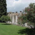 Säulen in Pompeji 2002