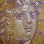 die Medusa das Original in Neapel Friedrich Howanietz