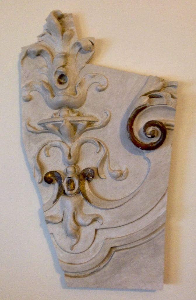 schönes Ornament Friedrich Howanietz