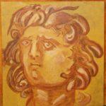 Friedrich Howanietz die Gorgone